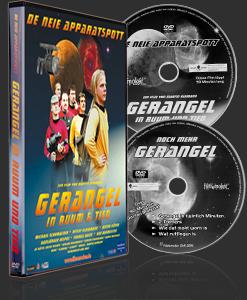 Apparatspott 2 - Gerangel in Ruum und Tied (Doppel-DVD)