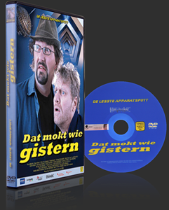 Apparatspott 3 - Dat mokt wie gistern (DVD)